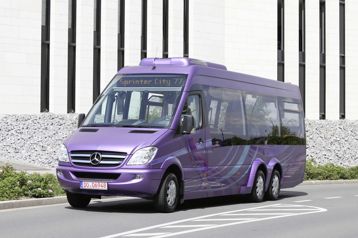 Mercedes-Benz Sprinter #8