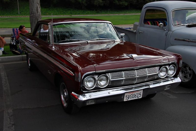 1964 Mercury Comet - Information and photos - MOMENTcar