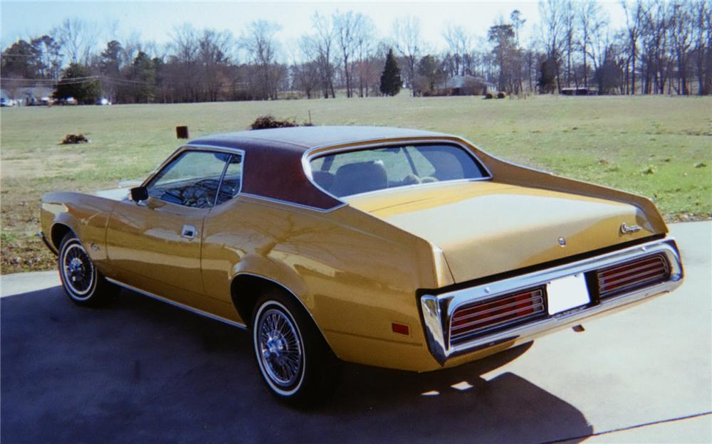 1971 Mercury Cougar Information And Photos Momentcar