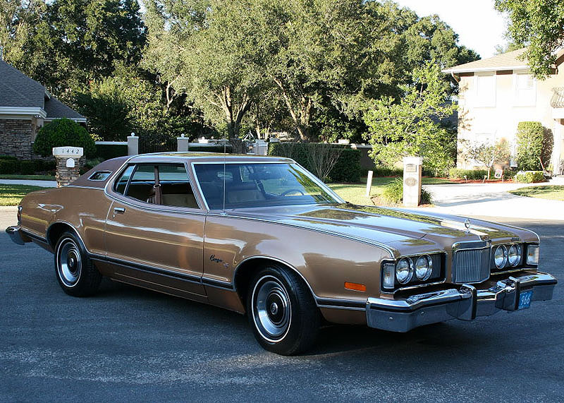 1974 mercury cougar information and photos momentcar. Black Bedroom Furniture Sets. Home Design Ideas