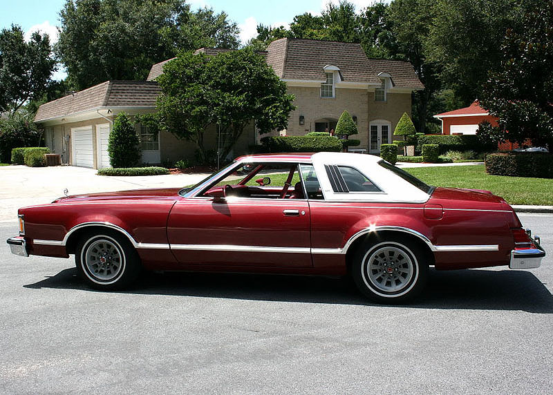 1979 Mercury Cougar Information And Photos Momentcar