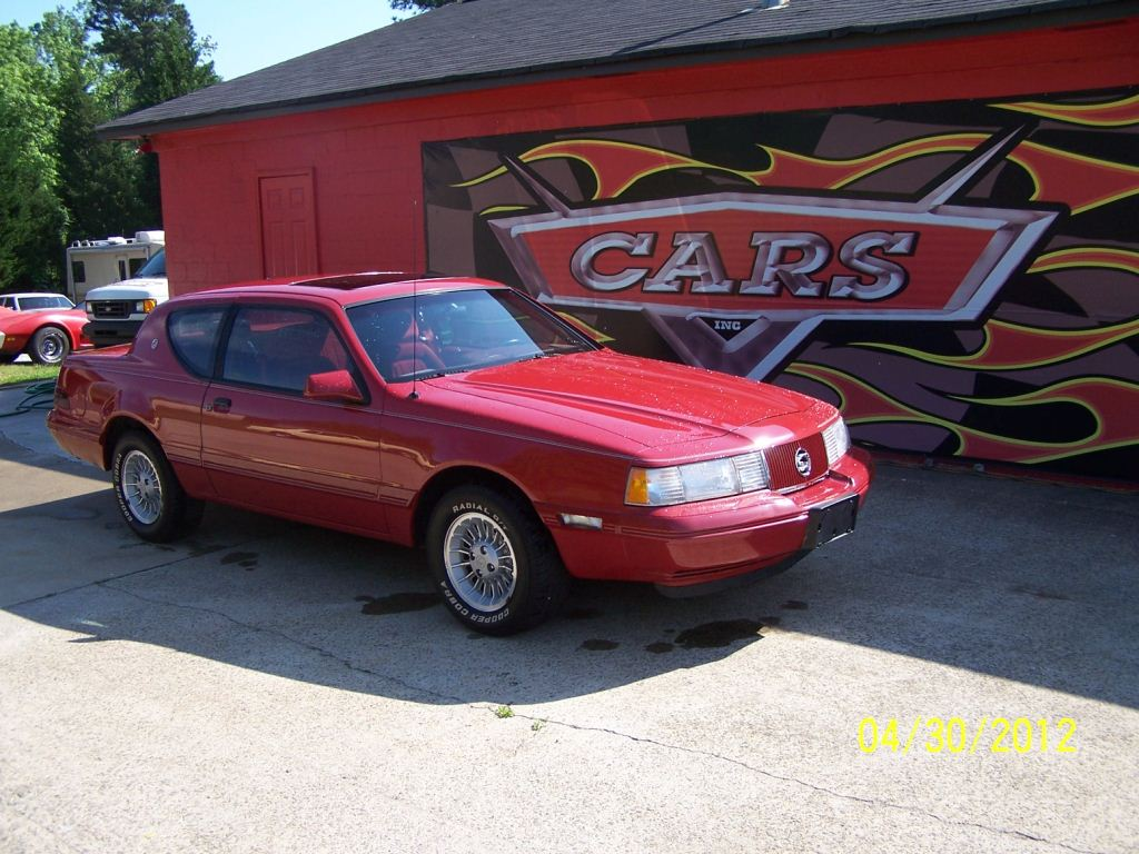 Kaiser Jeep For Sale >> 1988 Mercury Cougar - Information and photos - MOMENTcar