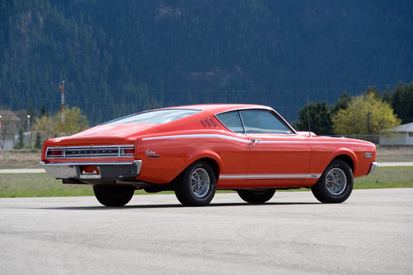 Mercury Cyclone 1968 #12