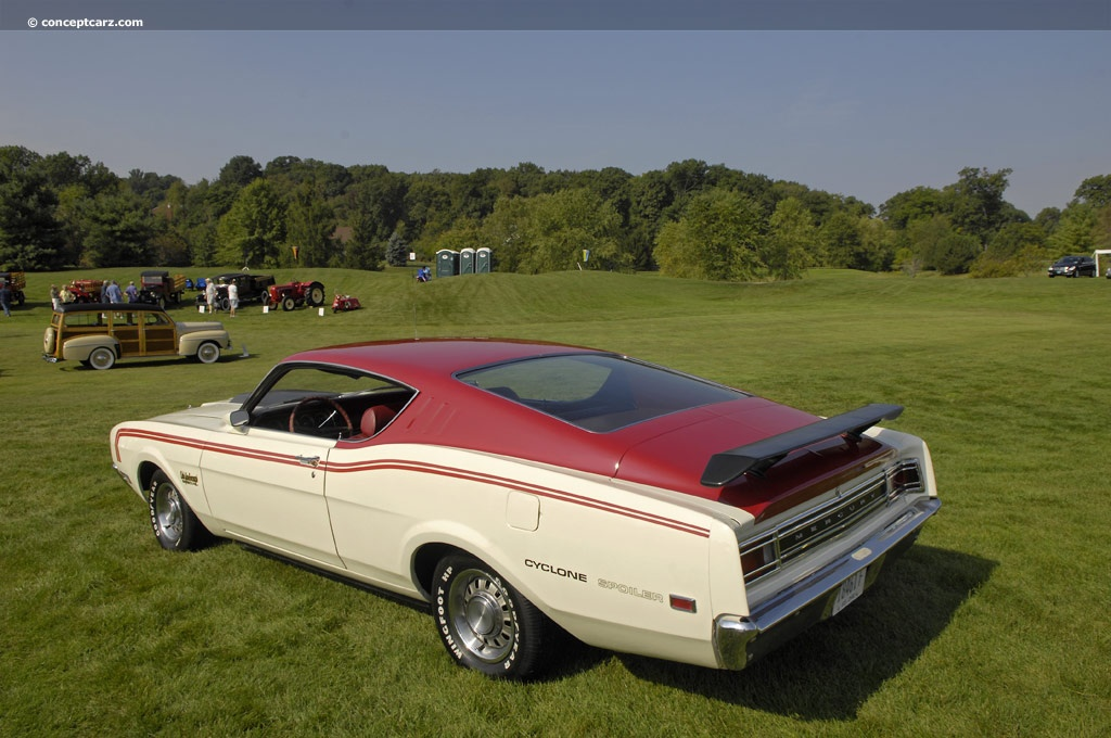 Mercury Cyclone #2
