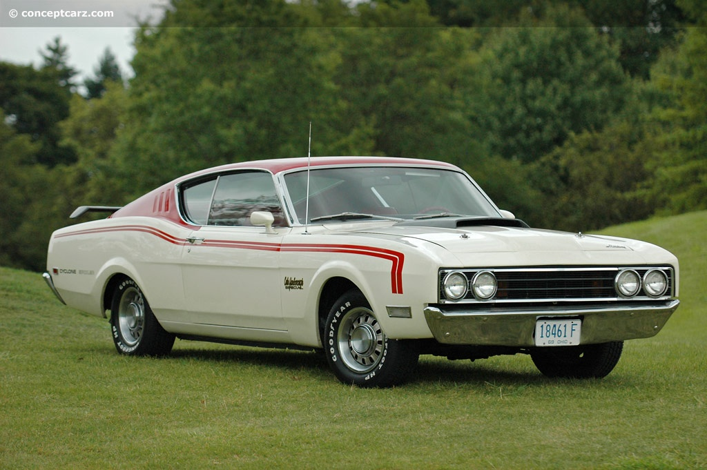 Mercury Cyclone #6