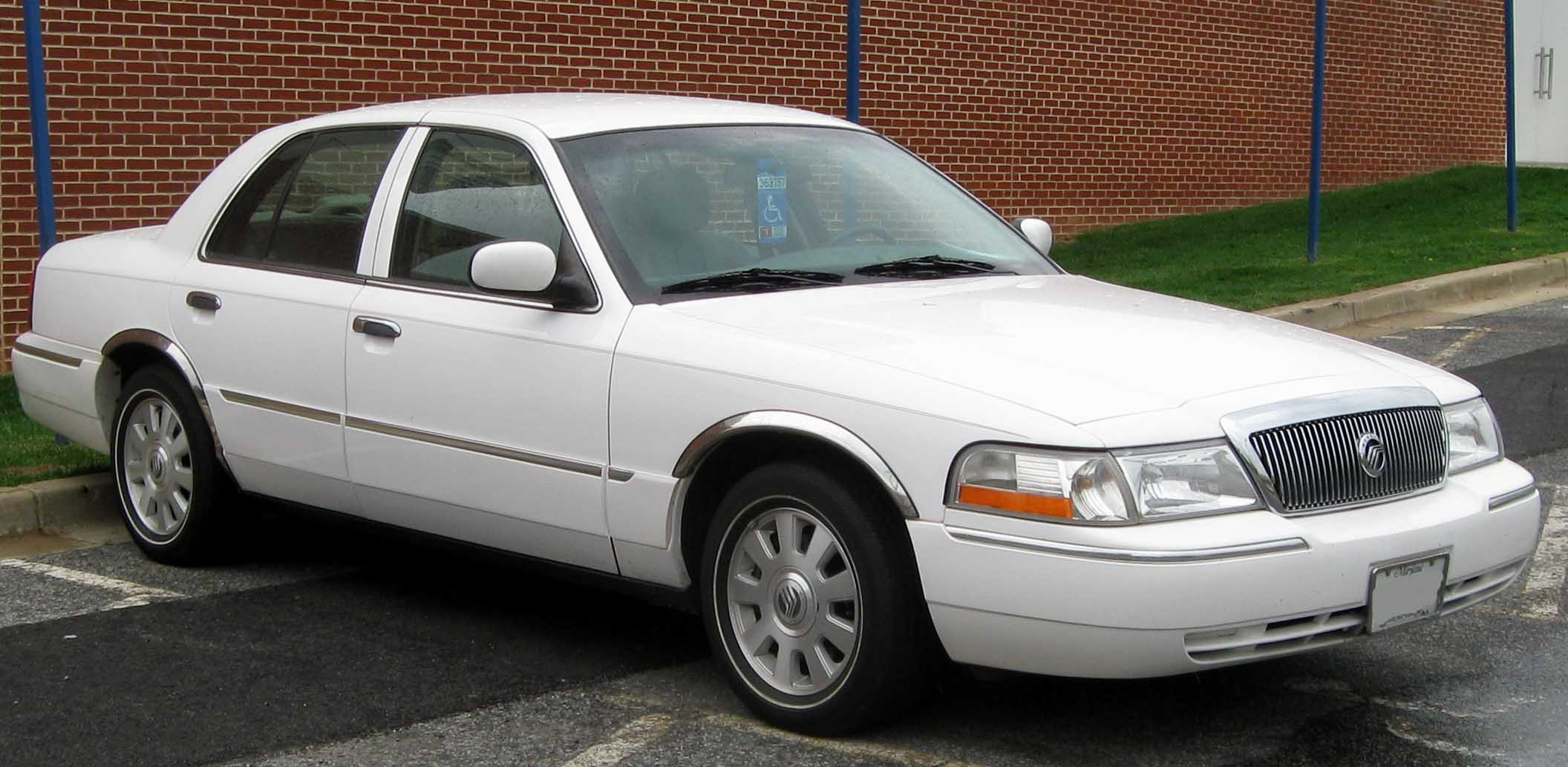 Mercury Grand Marquis #22