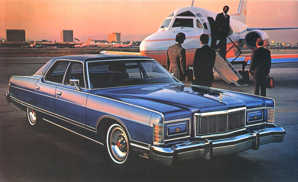 1975 mercury grand marquis information and photos momentcar. Black Bedroom Furniture Sets. Home Design Ideas