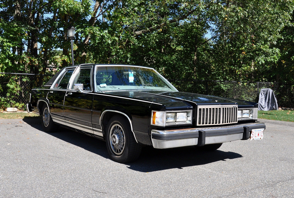 1980 Mercury Grand Marquis Information And Photos