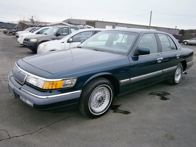 Mercury Grand Marquis 1994 #1
