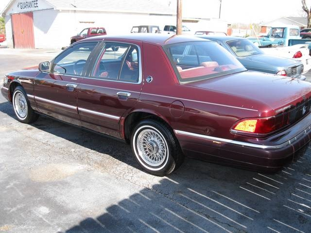 Mercury Grand Marquis 1994 #9