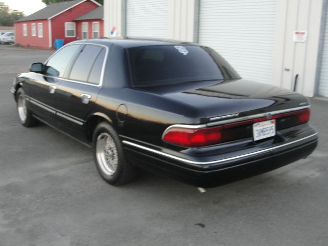 1997 Mercury Grand Marquis Information And Photos