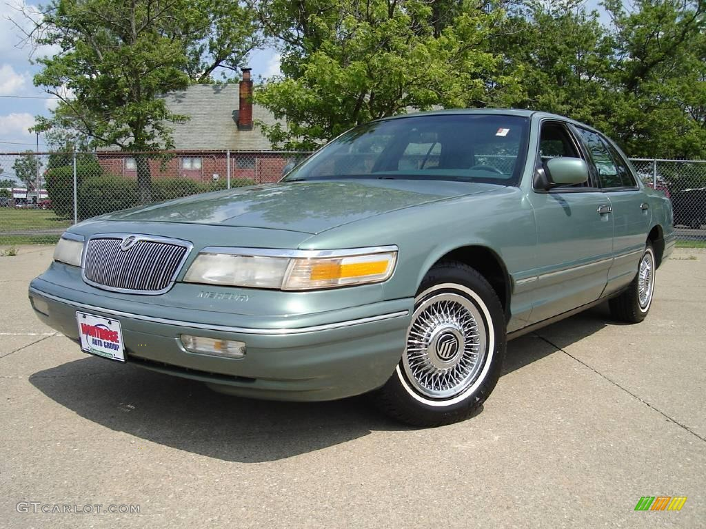 1997 mercury grand marquis information and photos. Black Bedroom Furniture Sets. Home Design Ideas