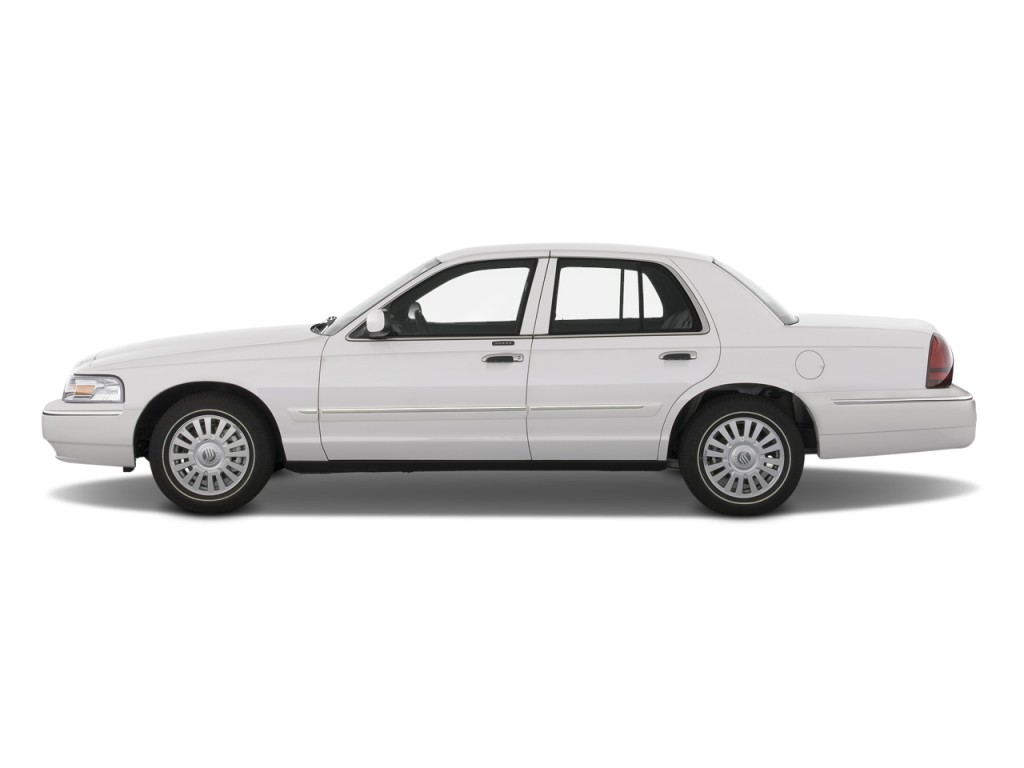 Mercury Grand Marquis 2010 #10