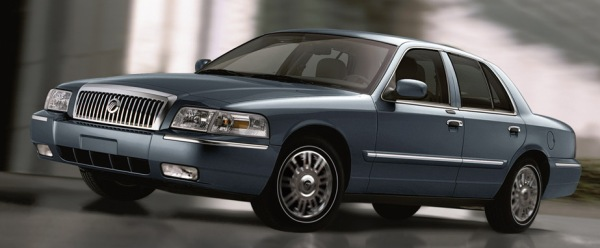 Mercury Grand Marquis 2010 #3