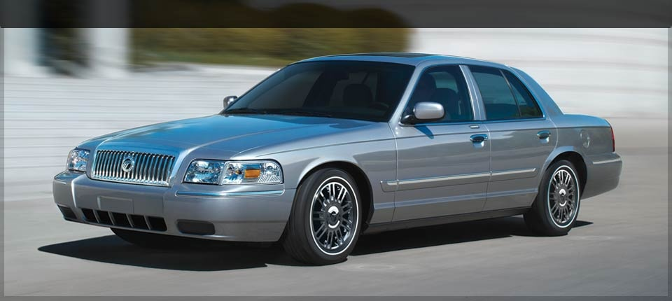 Mercury Grand Marquis 2011 #11