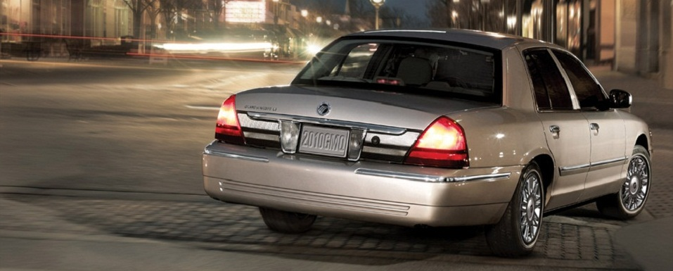 Mercury Grand Marquis 2011 #7