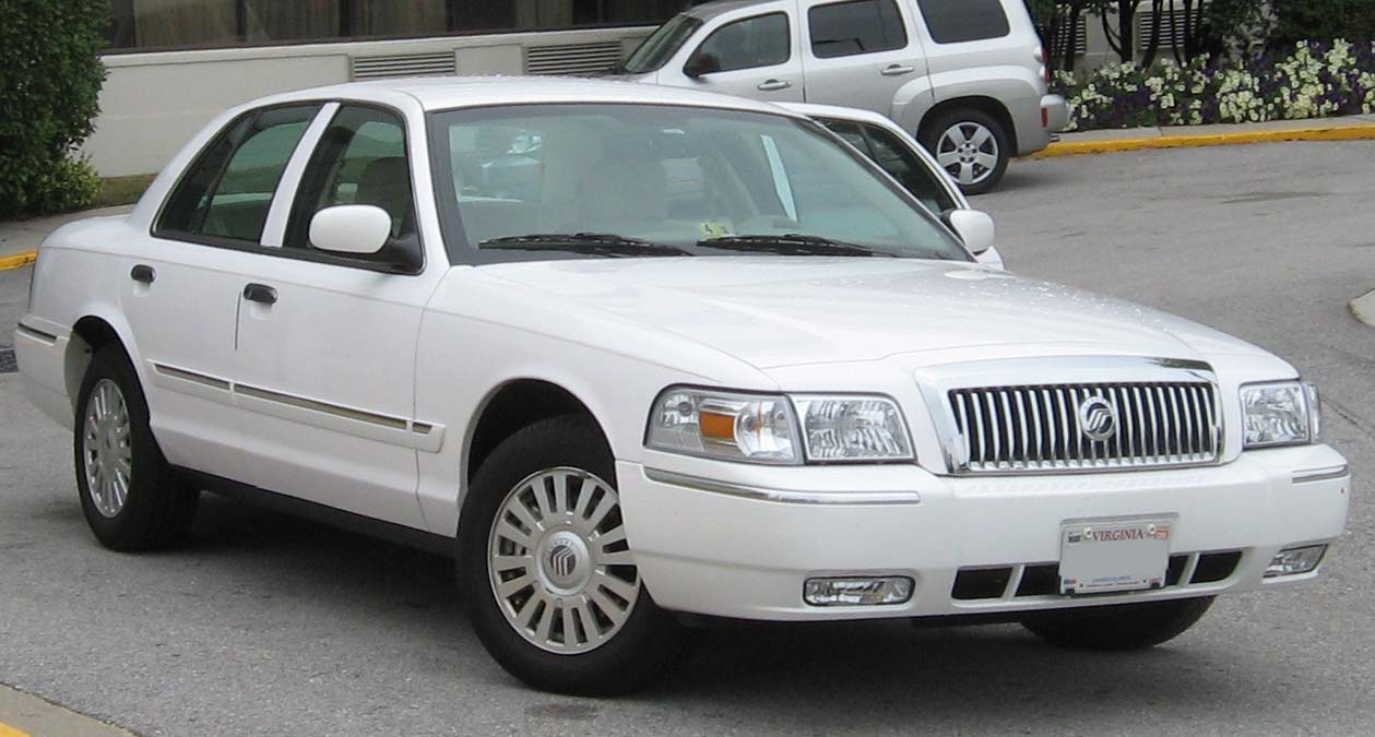 Mercury Grand Marquis GS #16