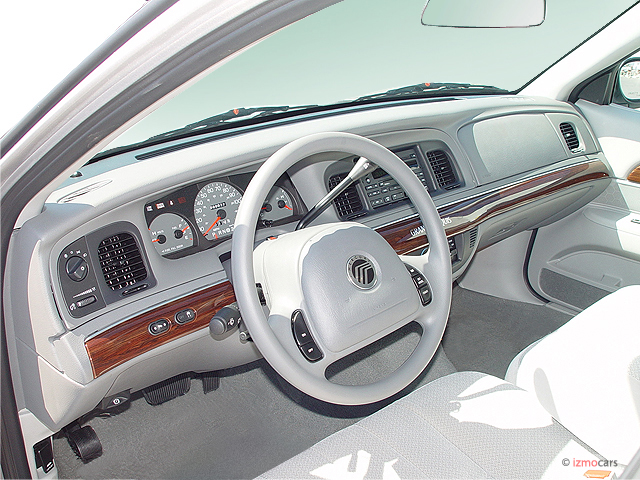 Mercury Grand Marquis GS Convenience #15