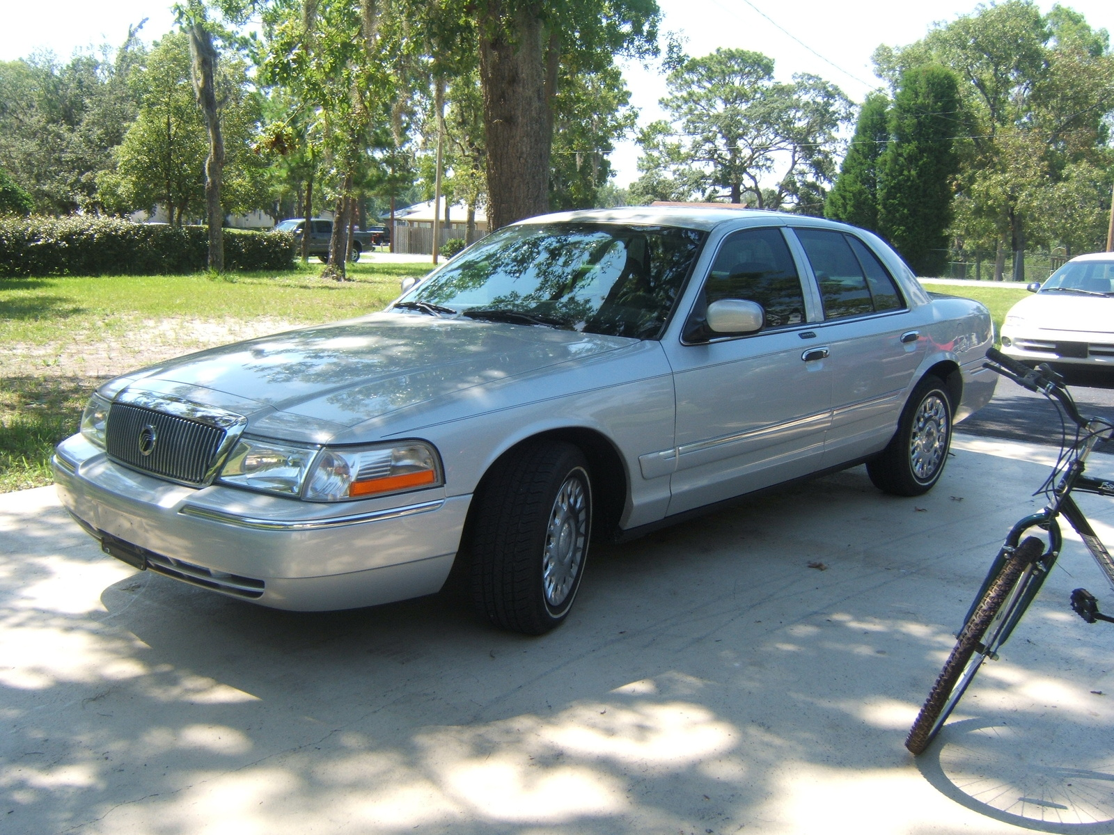 Mercury Grand Marquis GS Convenience #17