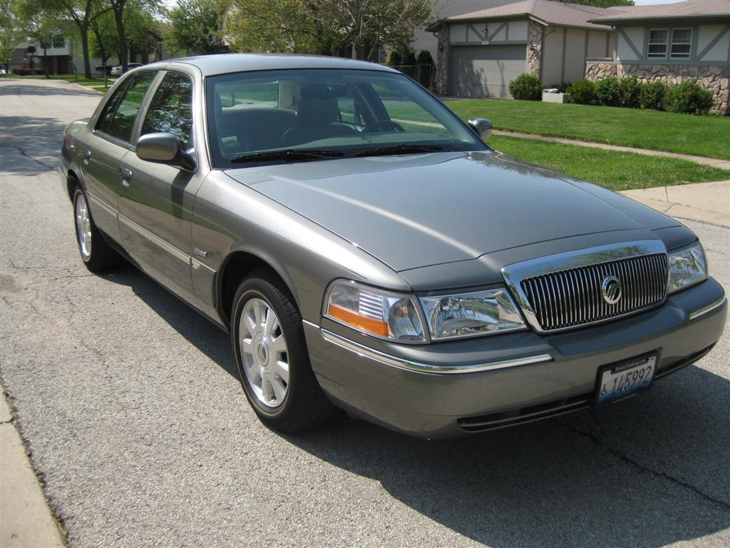 Mercury Grand Marquis LS Ultimate #9