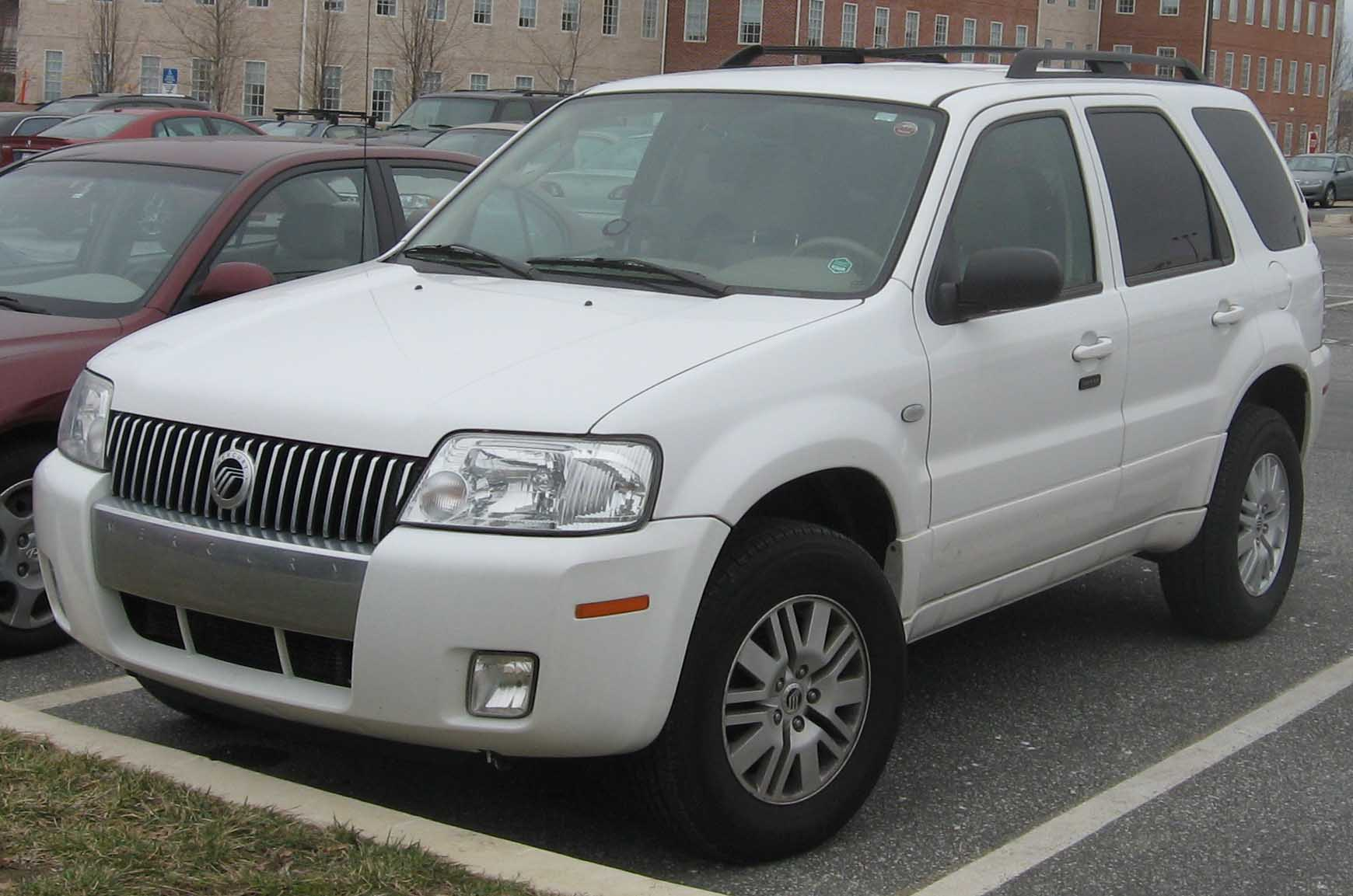 2008 Mercury Mariner Consumer Reviews