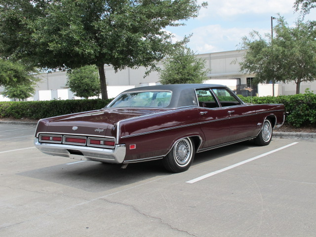 1970 Mercury Marquis Information And Photos Momentcar