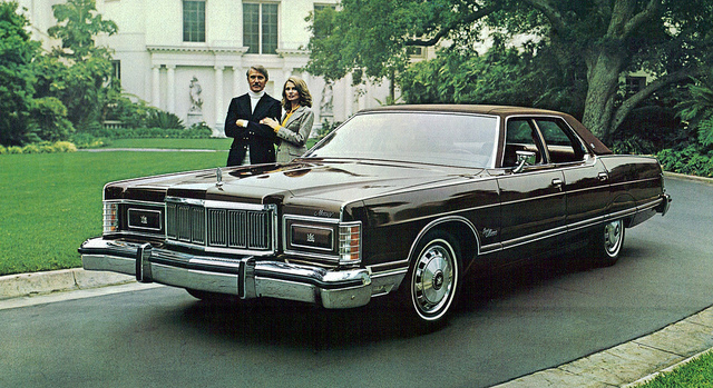 1976 Mercury Marquis - Information and photos - MOMENTcar