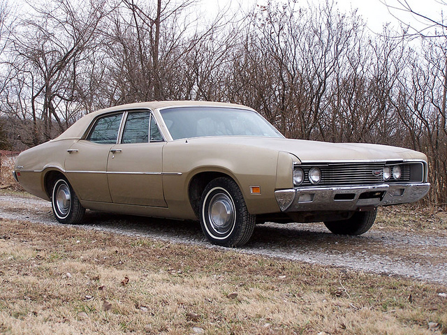 1970 Mercury Montego Information And Photos Momentcar