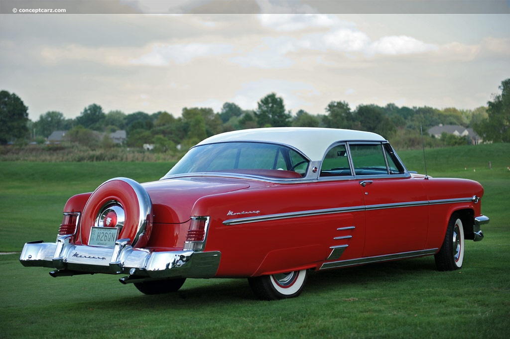 1954 Mercury Monterey Information And Photos Momentcar