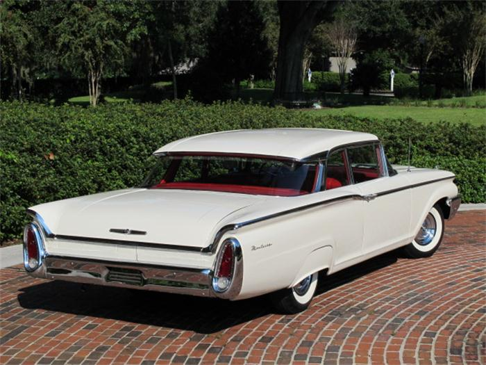1960 Mercury Monterey - Information and photos - MOMENTcar