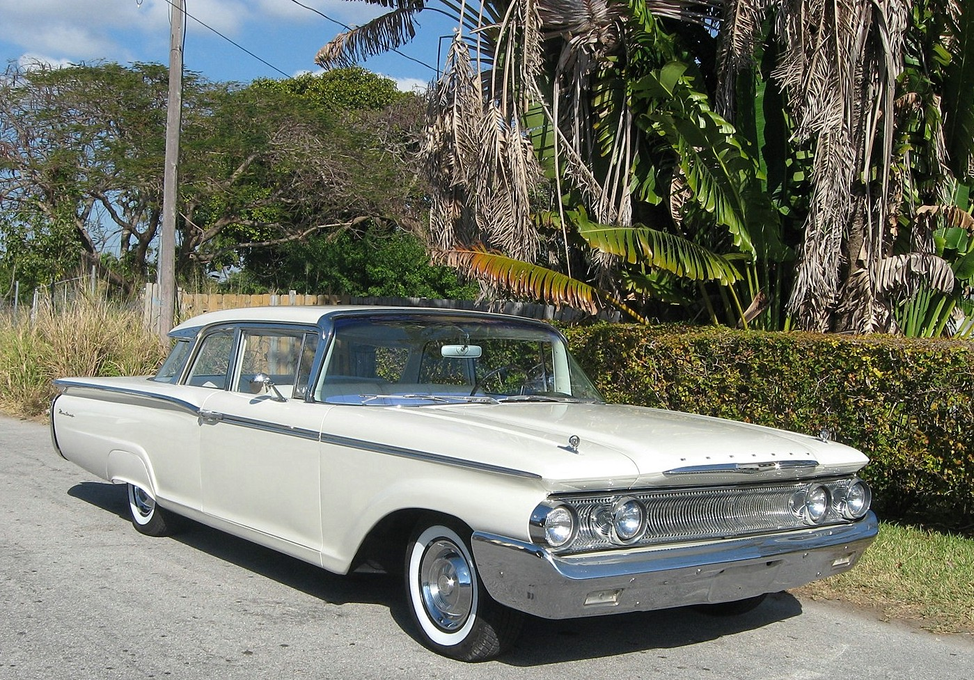 1960 Mercury Monterey Information And Photos Momentcar