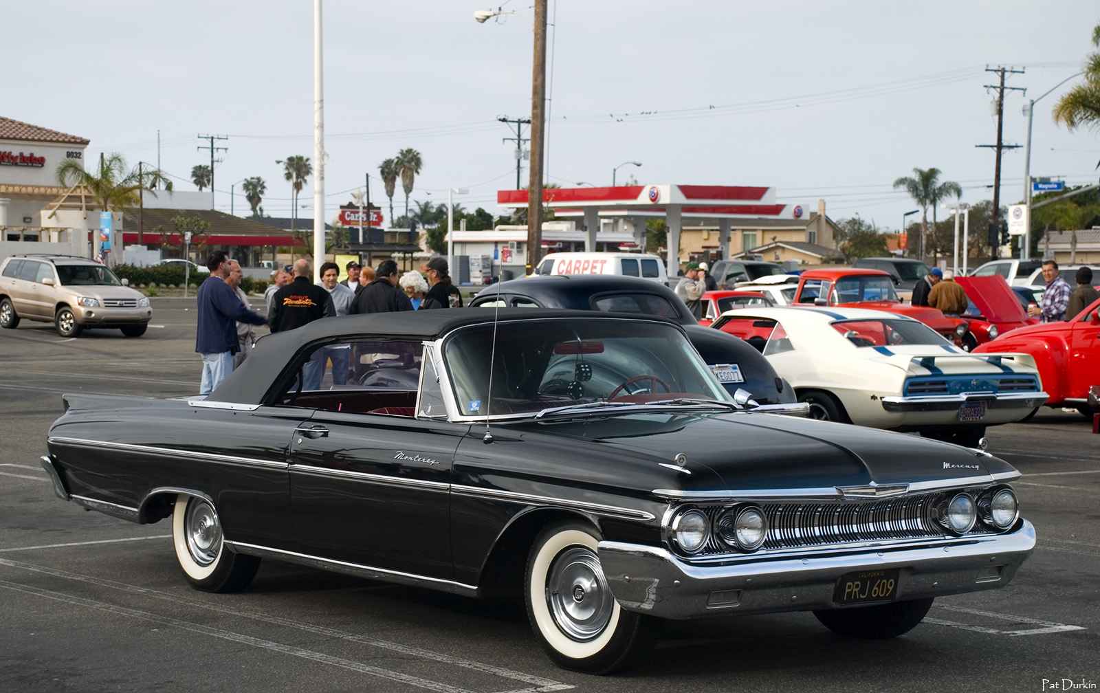 1961 Mercury Monterey Information And Photos Momentcar