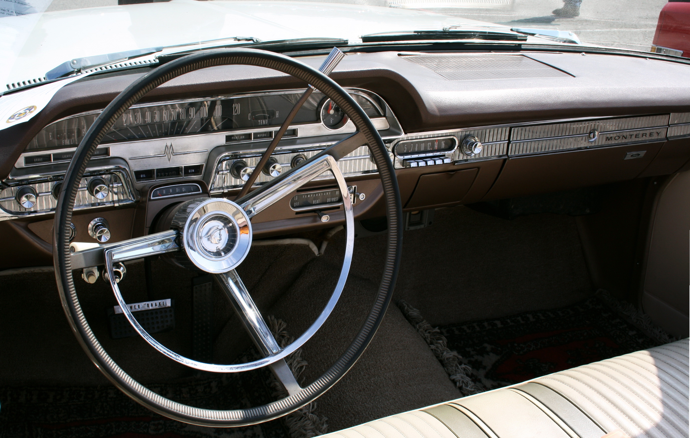 1962 Mercury Monterey Information And Photos Momentcar