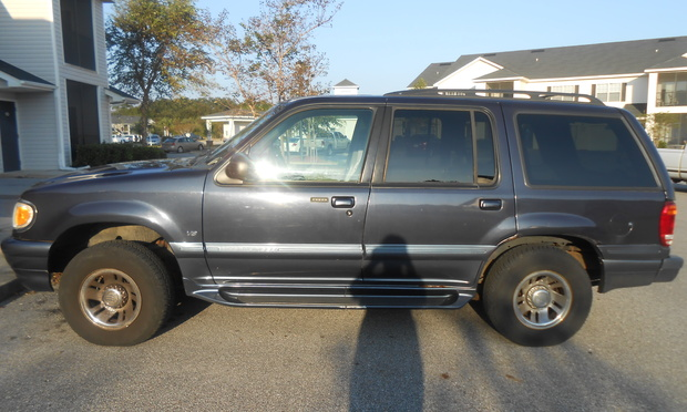 Mercury Mountaineer 1999 #11
