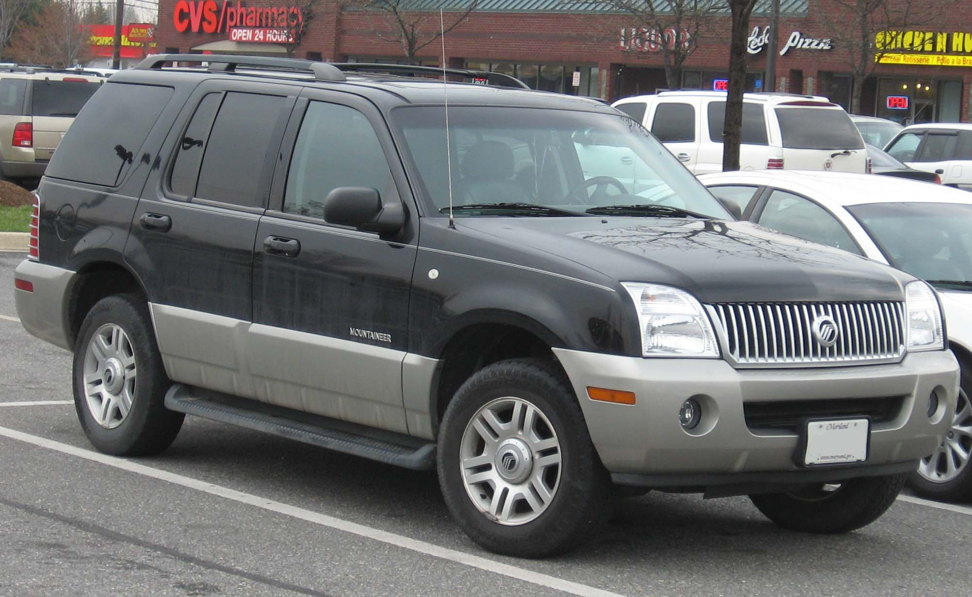 Mercury Mountaineer #5