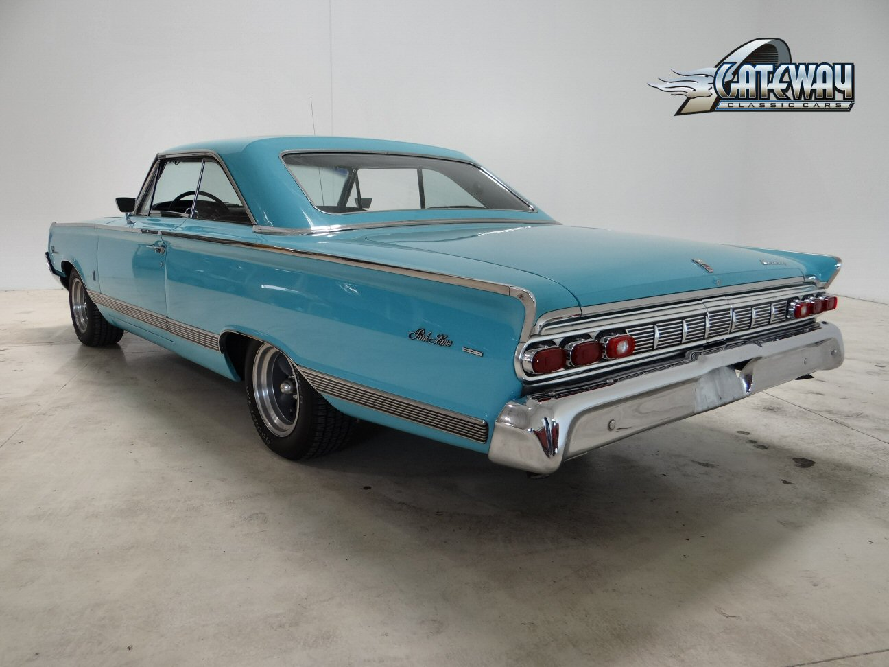 1964 Mercury Parklane Information And Photos Momentcar