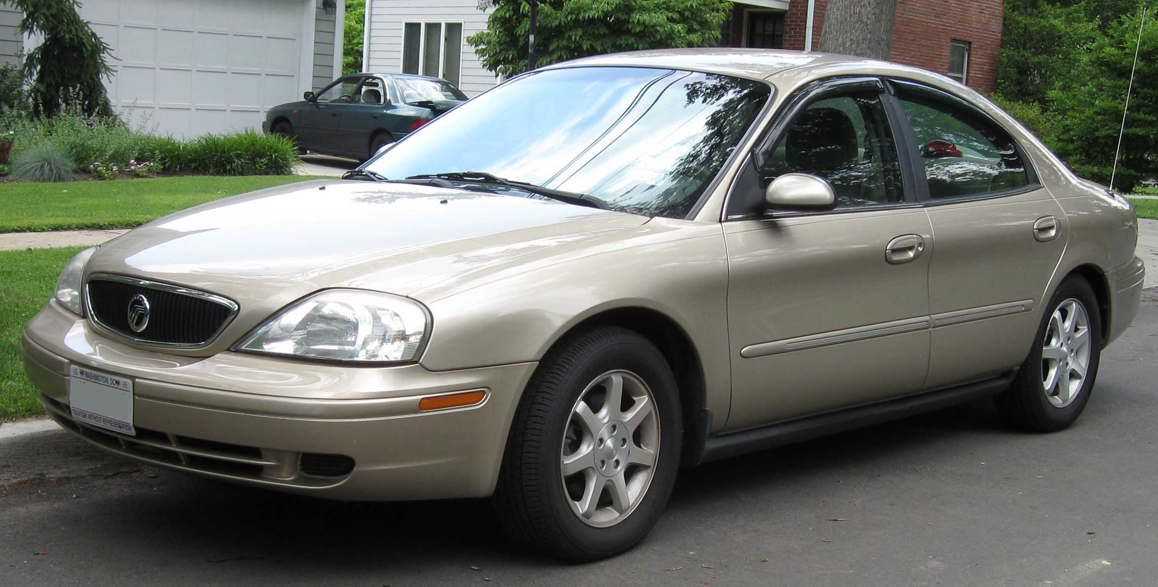Mercury Sable 2002 #1