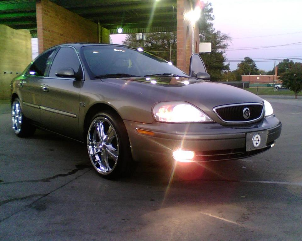 Mercury Sable 2002 #11