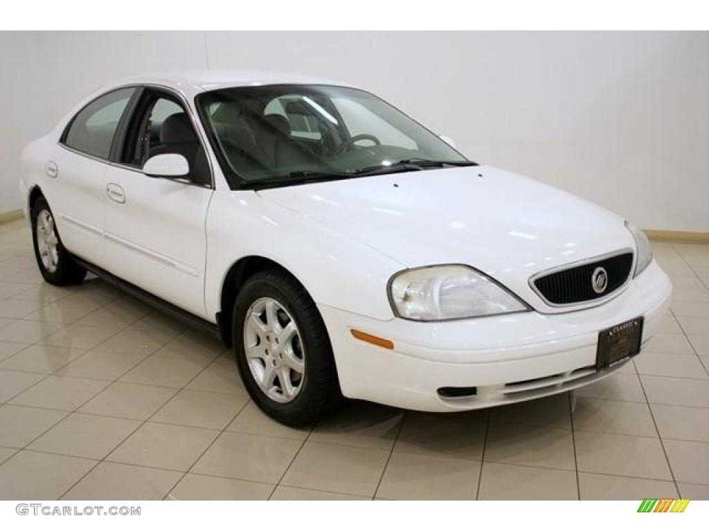 Mercury Sable 2002 #4