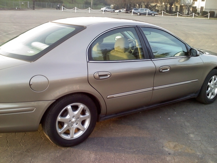 Mercury Sable 2002 #5