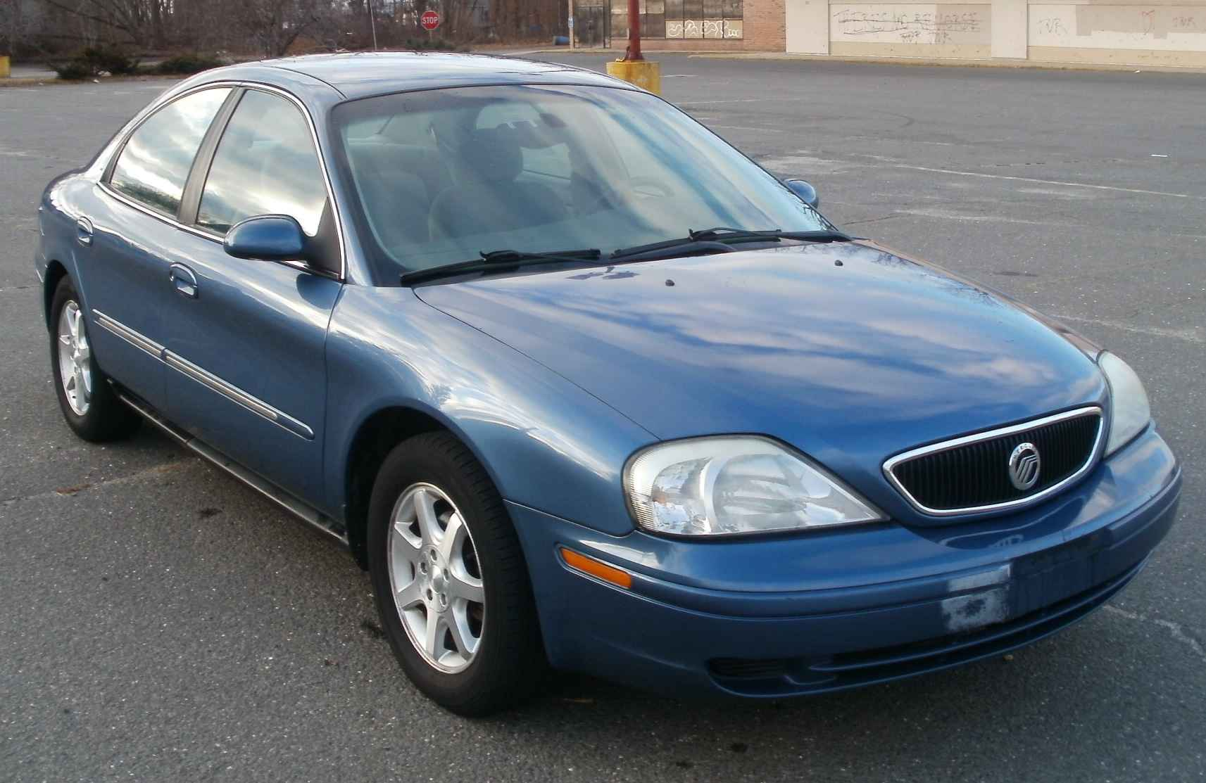 Mercury Sable 2002 #8