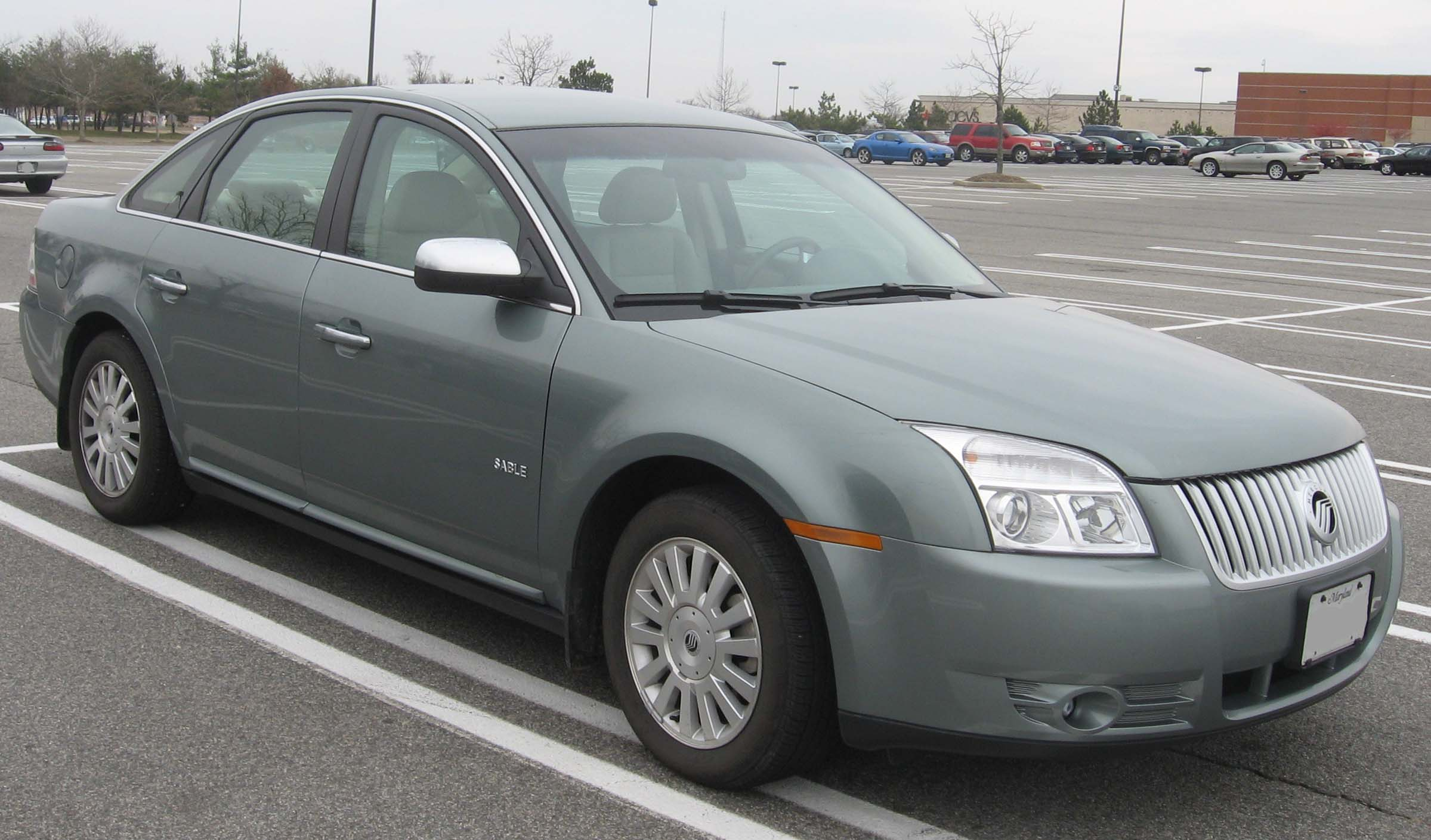 Mercury Sable 2004 #5