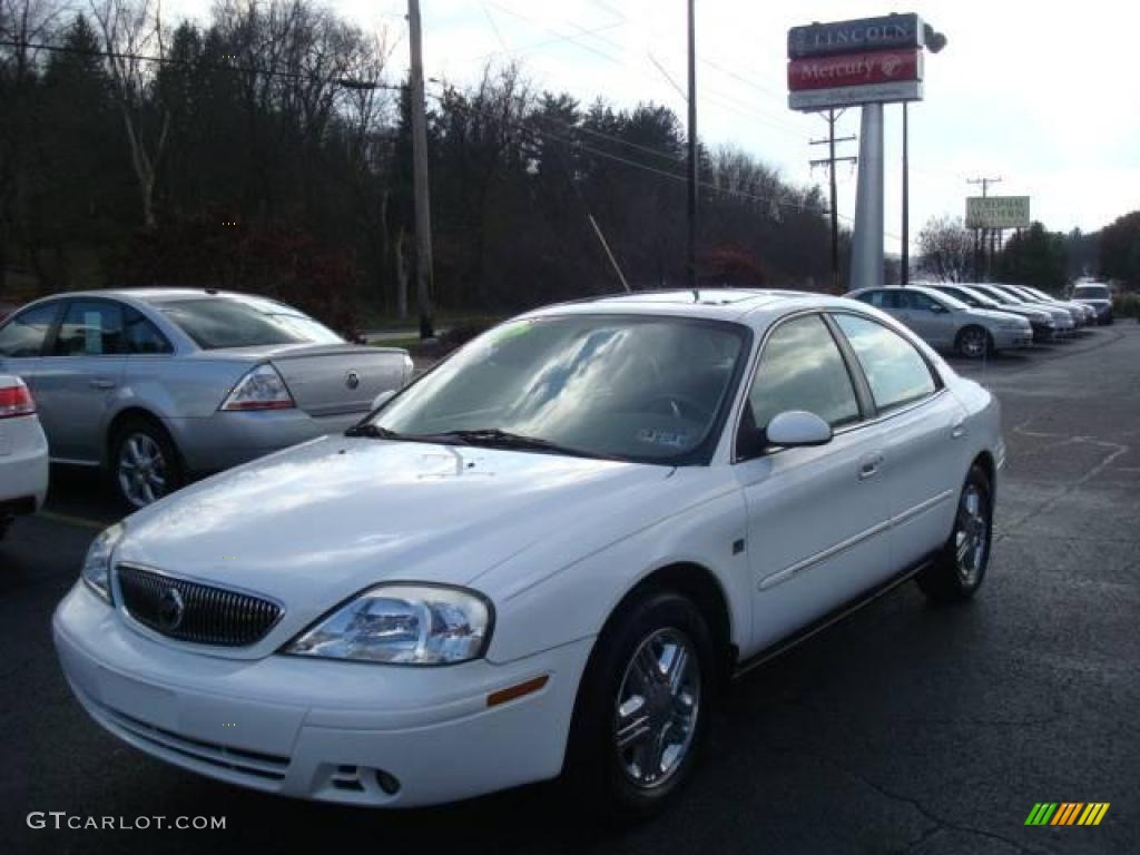 Mercury Sable 2004 #7