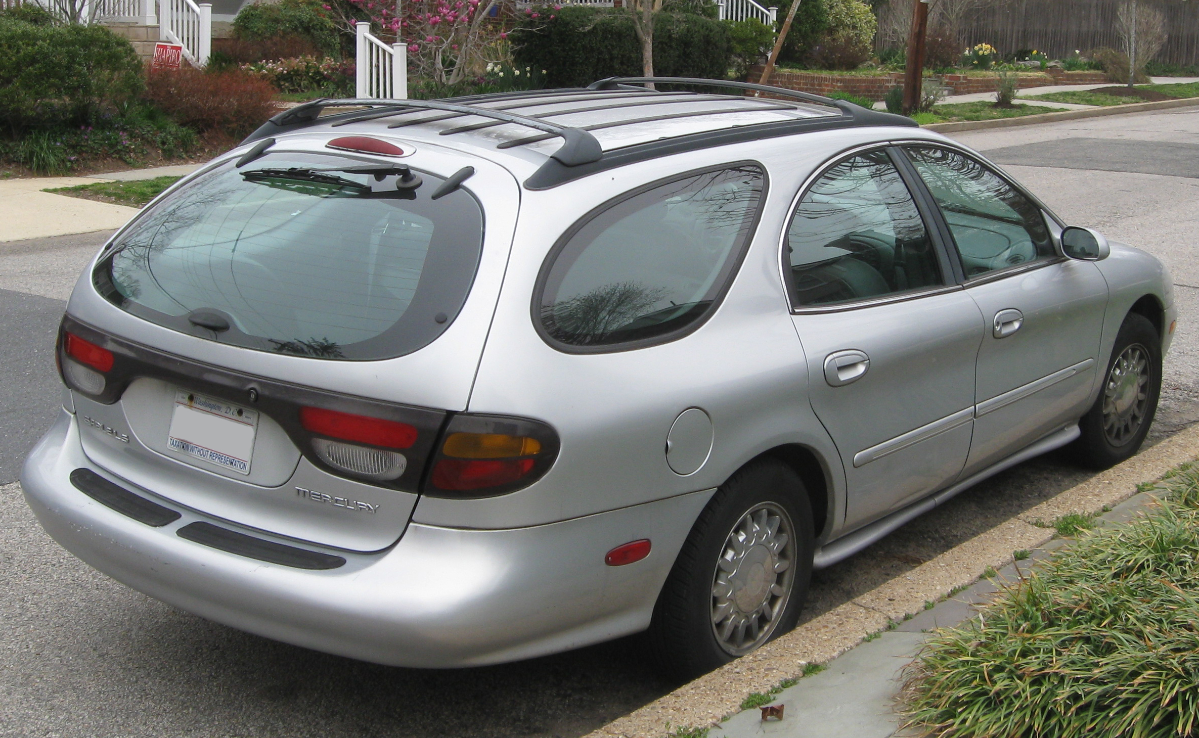 Mercury Sable LS #21