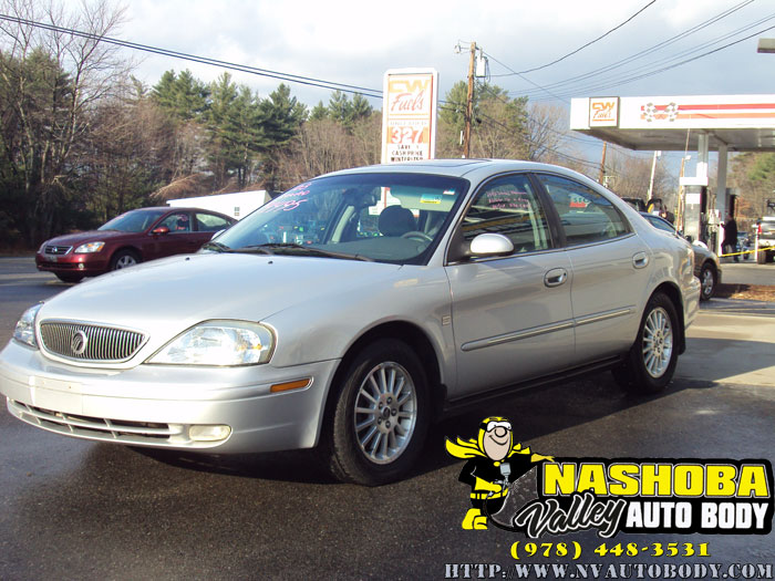 Mercury Sable LS Premium #16
