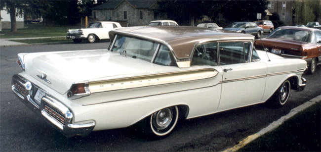 Mercury Turnpike Cruiser 1957 #11