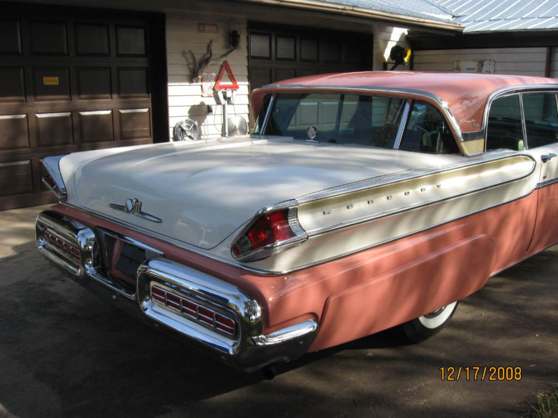 Mercury Turnpike Cruiser 1957 #13