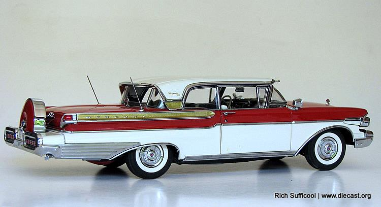 Mercury Turnpike Cruiser 1957 #14