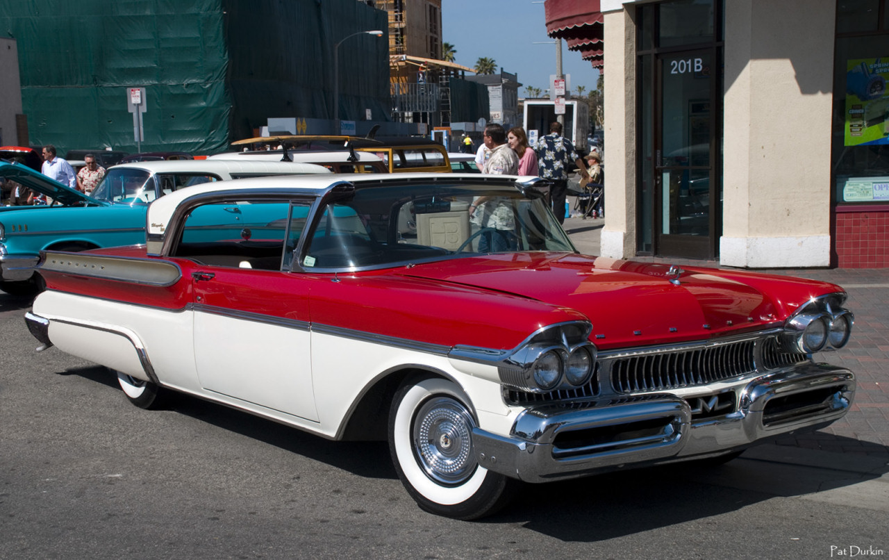 Mercury Turnpike Cruiser 1957 #2