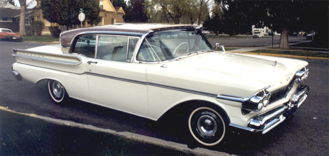 Mercury Turnpike Cruiser 1957 #6